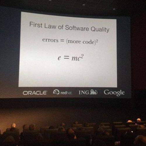 软件质量质能方程